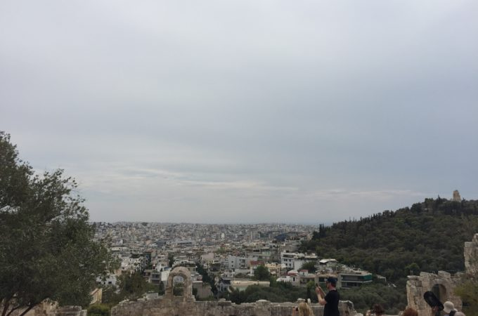 Athens View – Page Title