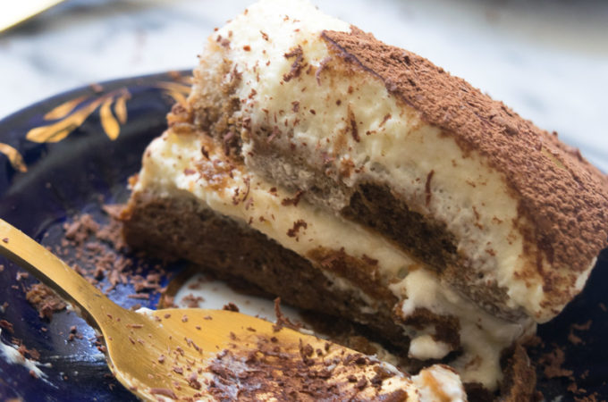 The Original Italian Tiramisu (Light & Super Creamy)