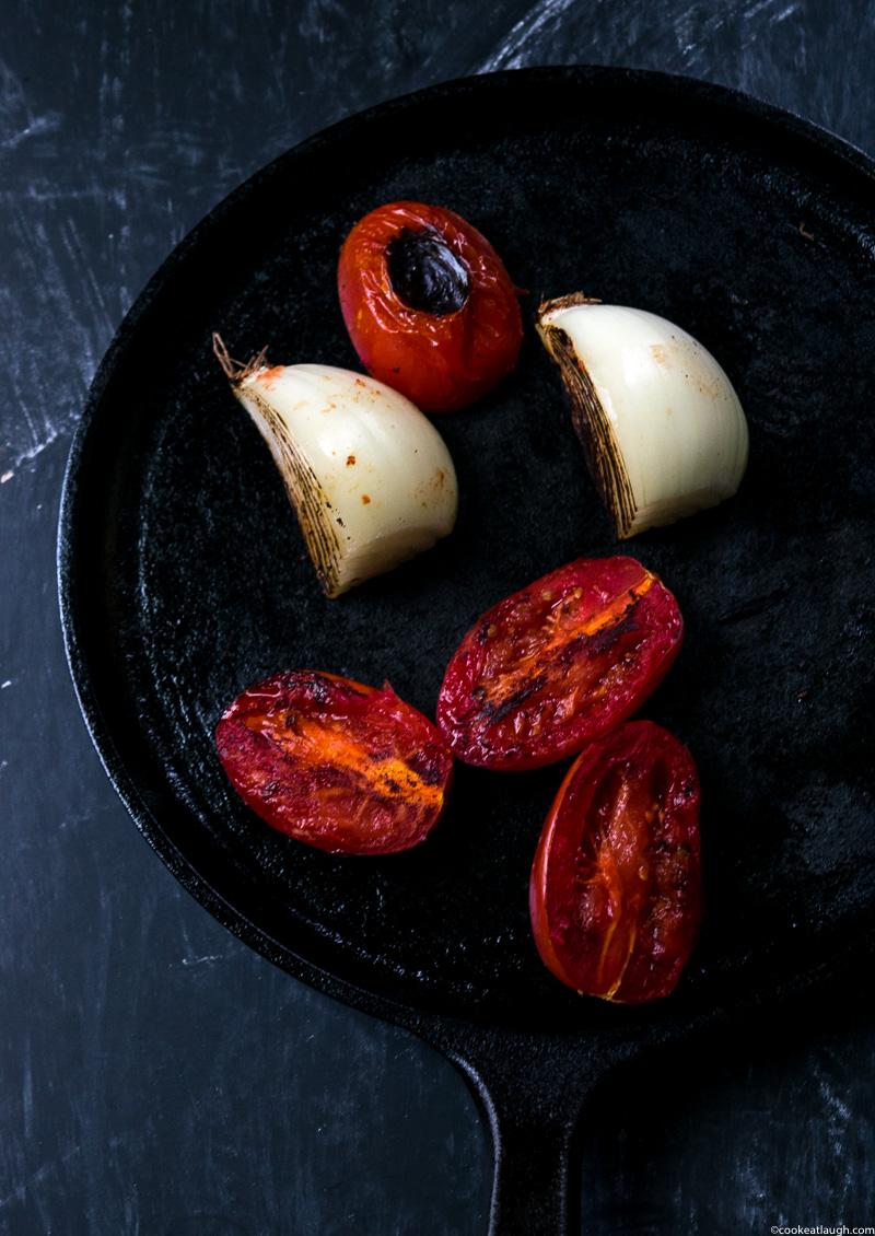 Authentic Red Enchilada Sauce (Salsa Rojas)-15