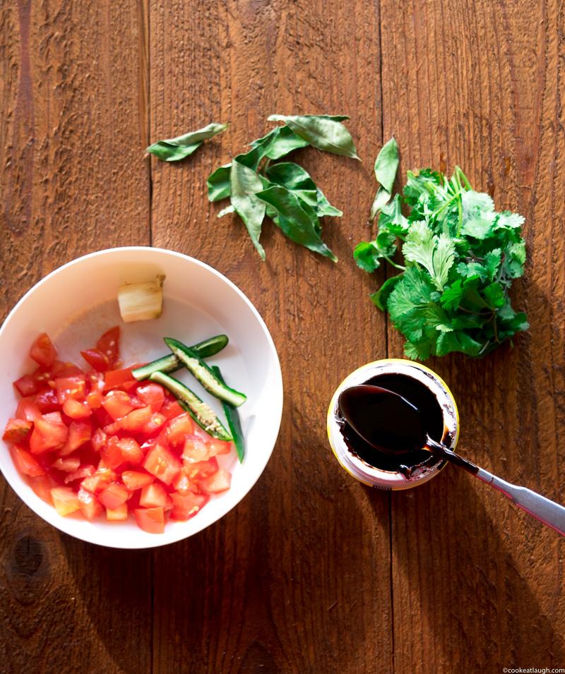 SindhiKhattiDal(sourlentil stew)-2