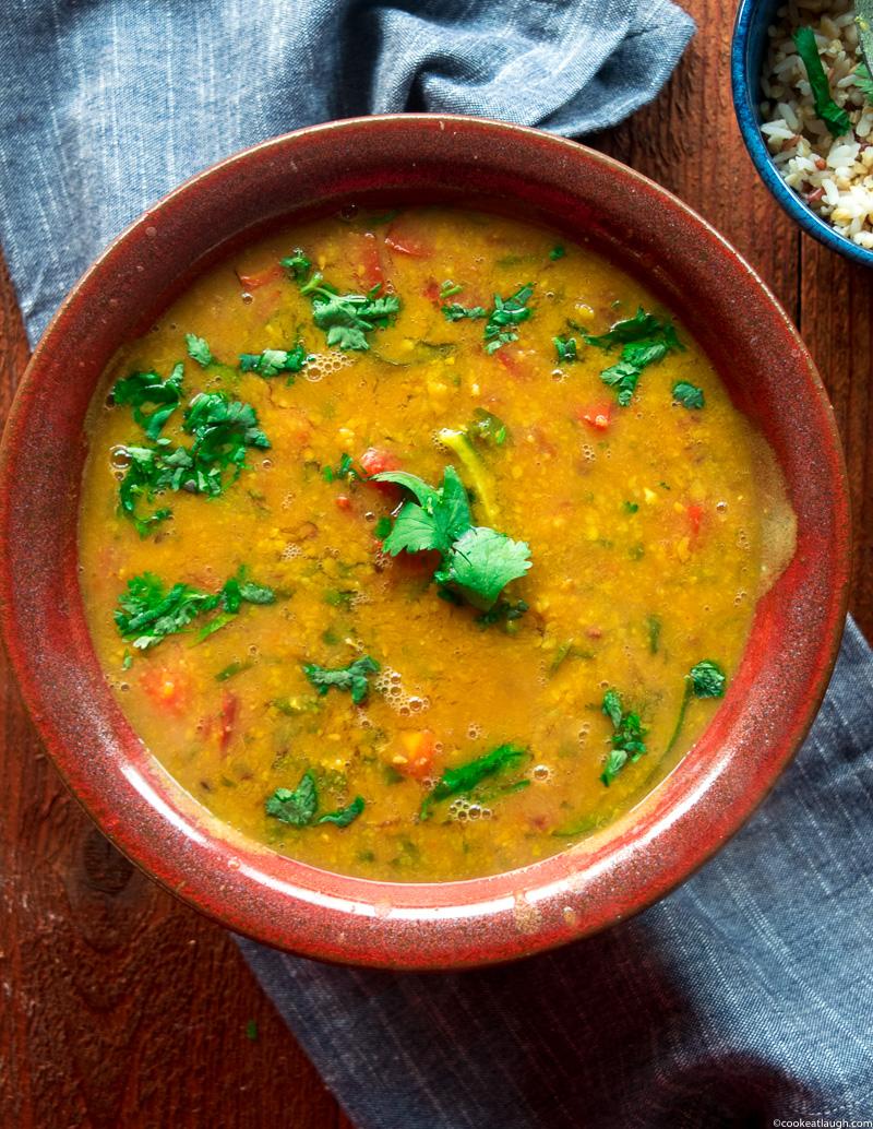 SindhiKhattiDal(sourlentil stew)-5