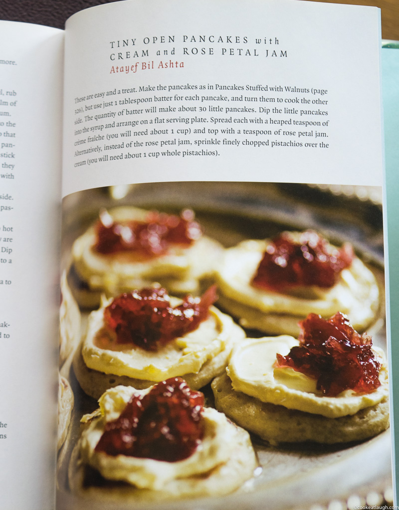 Arabesque cookbook review-1