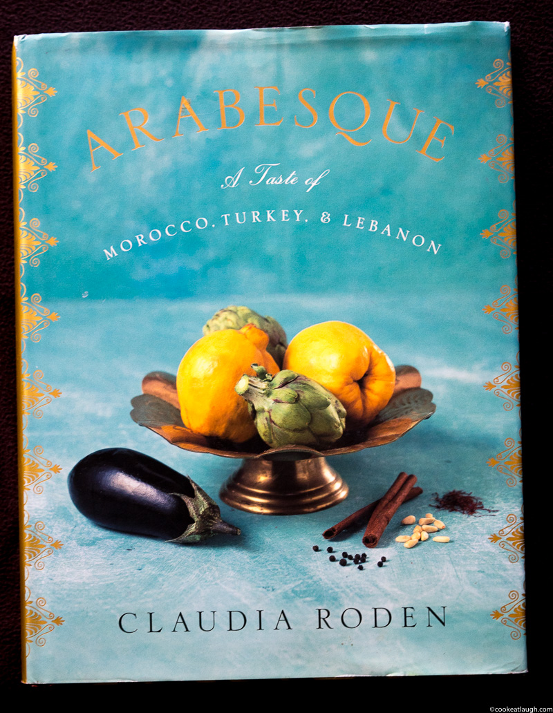 Arabesque cookbook review-2