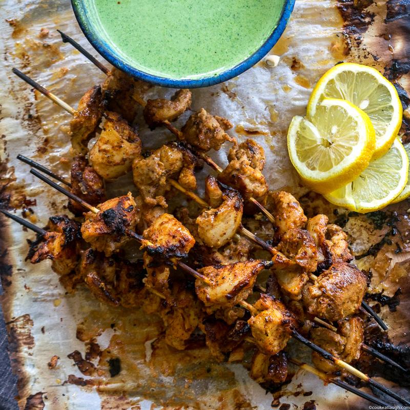 Tandoori Chicken Tikka-10