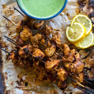 Tandoori Chicken Tikka-6
