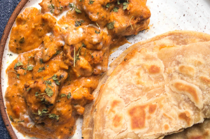 Authentic Butter Chicken/ Murgh Makhani