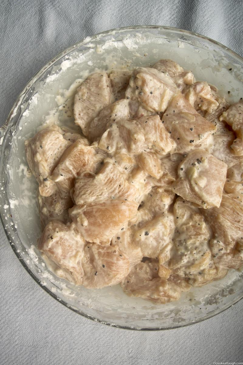 Chinese Lemon Chicken-3