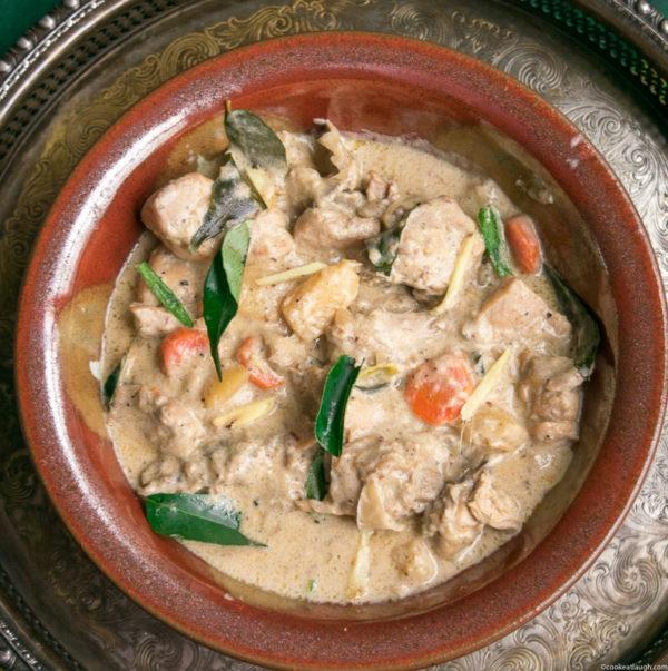 Kerela Chicken Stew