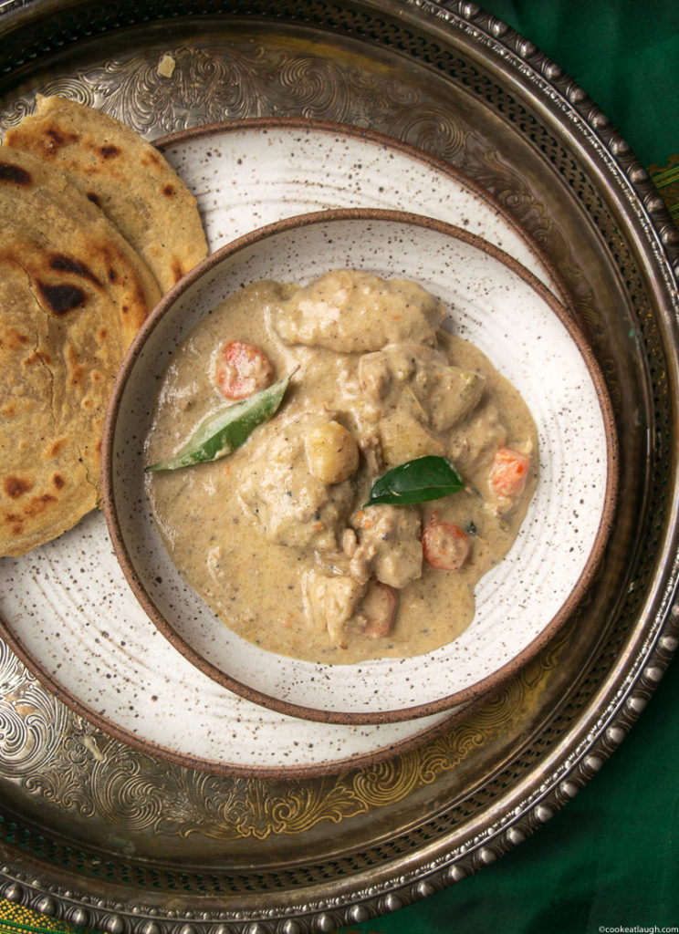 One Pot Kerala Chicken Stew-1-6