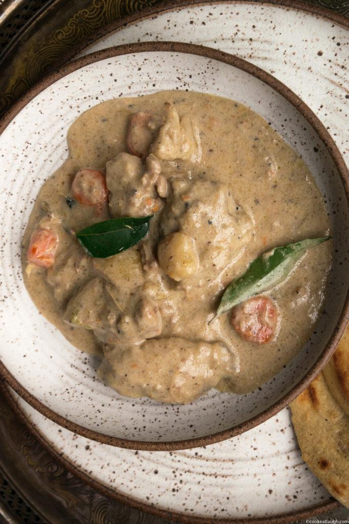 One Pot Kerala Chicken Stew-12